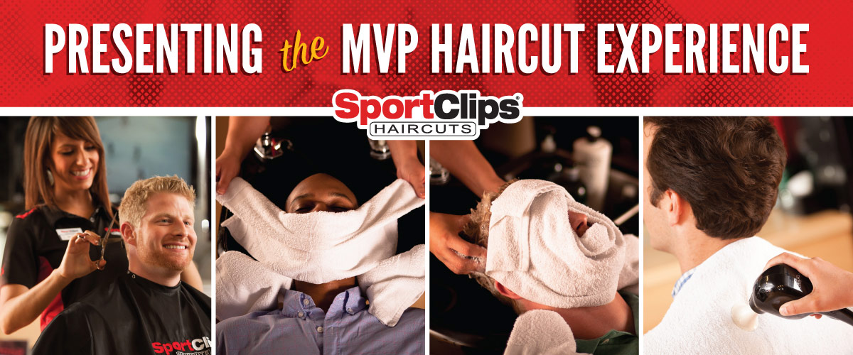 The Sport Clips Haircuts of North Dallas MVP Haircut Experience